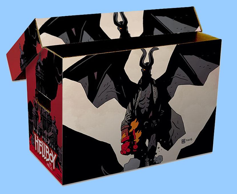Art Holds 150-175 comics Vampirella 3 Short Comic Box
